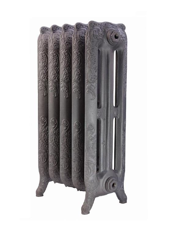 Чугунный ретро-радиатор отопления Demir Dokum Floreal 750