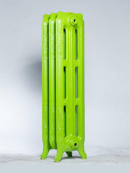 Чугунный ретро-радиатор отопления Demir Dokum Floreal 950