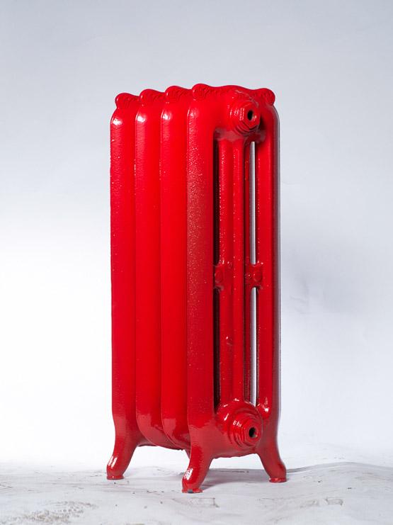 Чугунный ретро-радиатор отопления Demir Dokum Modern 950