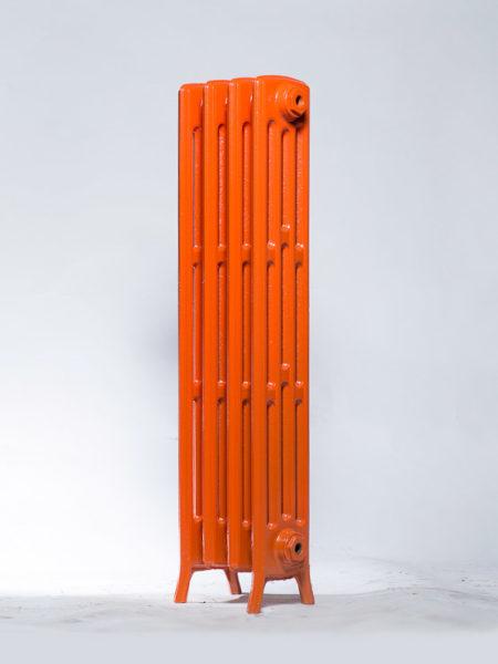 Чугунный ретро-радиатор отопления Demir Dokum Tower 4096