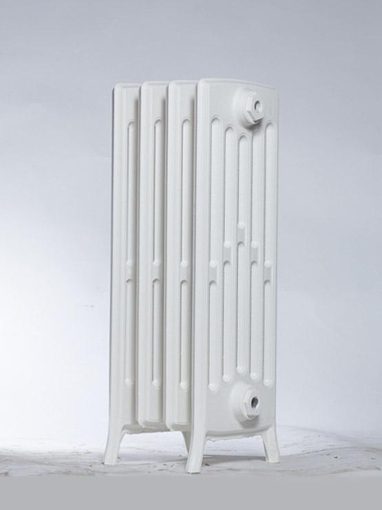 Чугунный ретро-радиатор отопления Demir Dokum Tower 6076