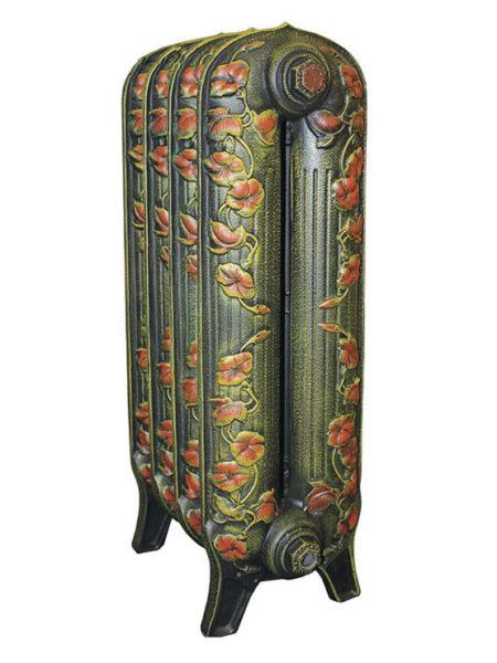 Чугунный ретро-радиатор отопления Retro Style Anerli 560