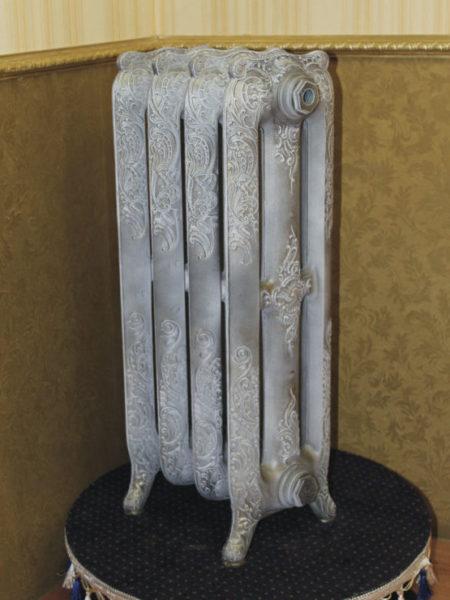 Чугунный ретро-радиатор отопления Retro Style Bristol 800
