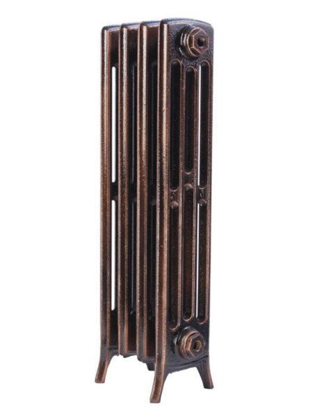 Чугунный ретро-радиатор отопления Retro Style Derby M4 4/600