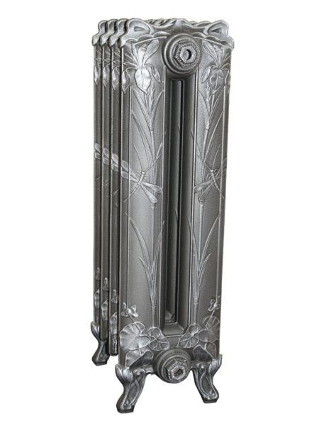 Чугунный ретро-радиатор отопления Retro Style Leicester 625
