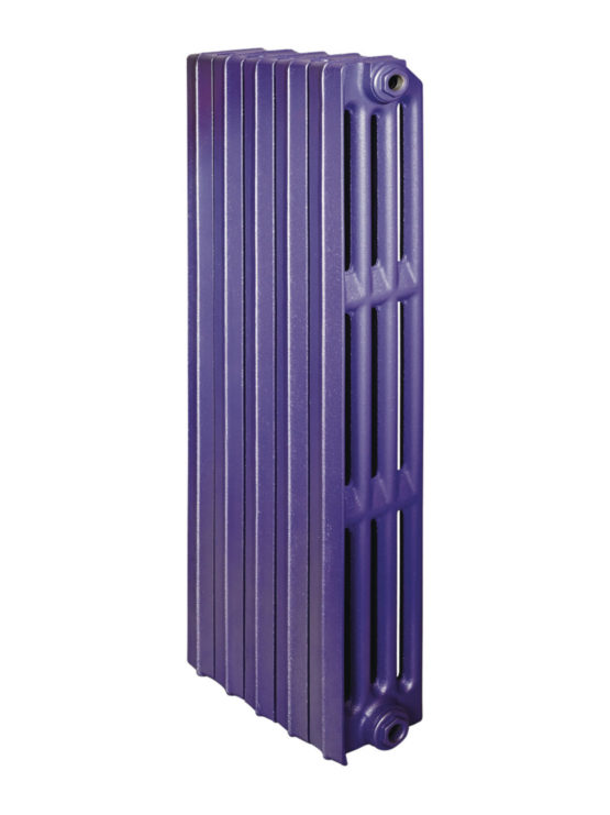 Чугунный ретро-радиатор отопления Retro Style Lille 813/130