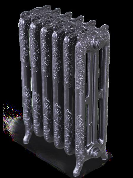 Чугунный ретро-радиатор отопления Exemet Mirabella 450/300
