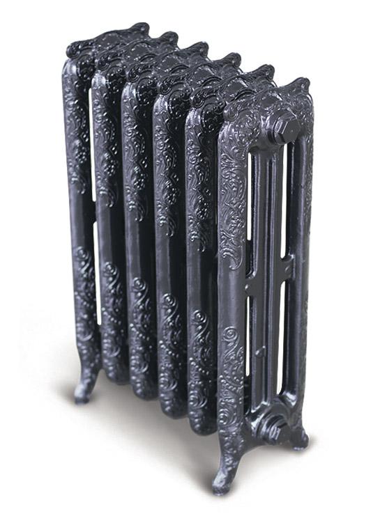 Чугунный ретро-радиатор отопления Exemet Mirabella 770/600