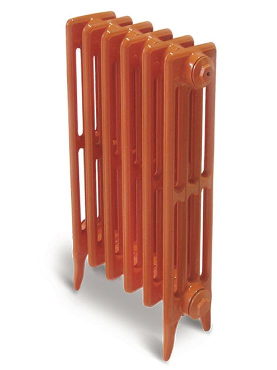 Чугунный ретро-радиатор отопления Exemet Neo 3-450/300