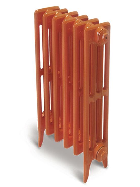 Чугунный ретро-радиатор отопления Exemet Neo 4-660/500