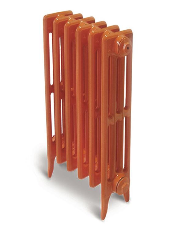 Чугунный ретро-радиатор отопления Exemet Neo 9-330/220