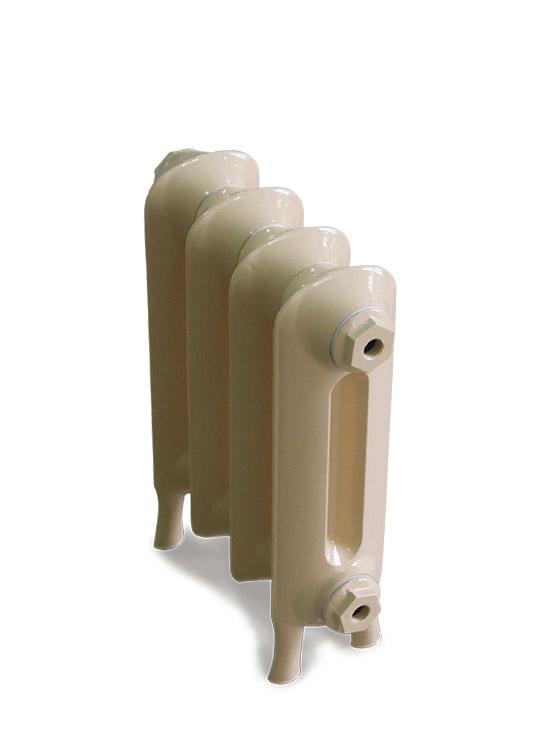 Чугунный ретро-радиатор отопления Exemet Prince 600/450