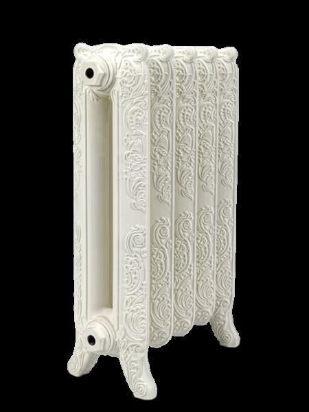 Чугунный ретро-радиатор отопления Exemet Romantica 660/500