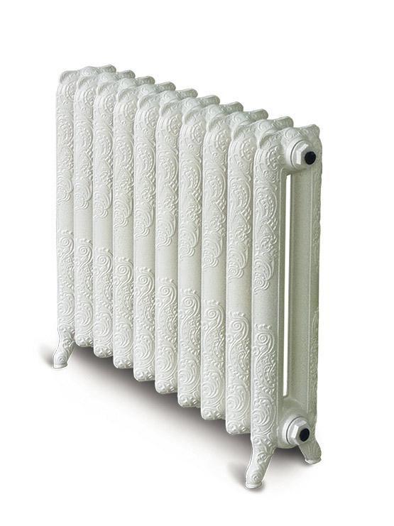 Чугунный ретро-радиатор отопления Exemet Romantica 760/600