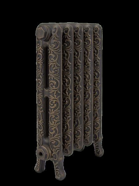 Чугунный ретро-радиатор отопления Exemet Venera 650/500