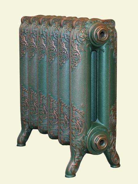 Чугунный ретро-радиатор отопления Viadrus Windsor 350