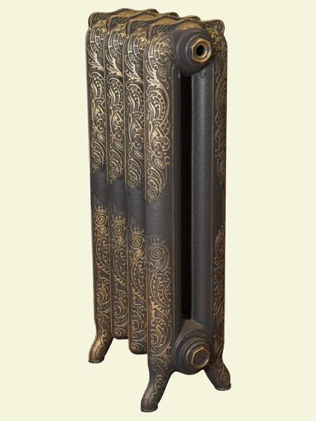 Чугунный ретро-радиатор отопления Viadrus Windsor 600