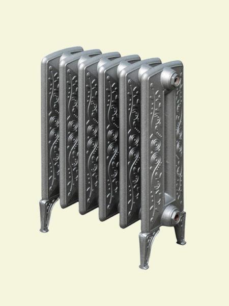 Чугунный ретро-радиатор отопления Viadrus Bohemia R 800/220